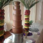 Шоколадный фонтан 125см_1