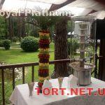 Шоколадный фонтан 125см_2