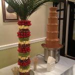 Шоколадный фонтан 125см_3