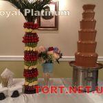 Шоколадный фонтан 125см_6