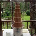 Шоколадный фонтан 125см_8